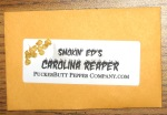 Pepper, Carolina Reaper, original seed packet