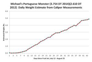 Michael's Portuguese Monster (3.754 DT 2014)(2.610 DT 2012) ZZA