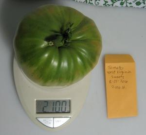 West Virginia Sweet Meat (2.100 DT 2014)(1.806 DT 2012) A rev