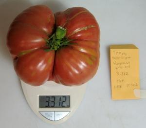 West Virginia Sweetmeat (3.312 DT 2014)(1.806 DT 2012) B rev