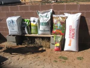 Soil amendements OMRI 4-2-2016 A